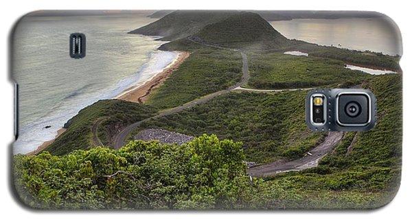 St Kitts Overlook Galaxy S5 Case