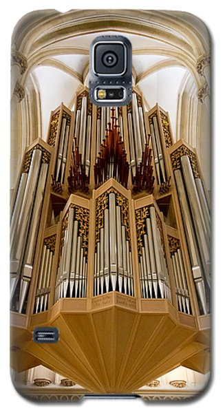 St Lambertus Organ Galaxy S5 Case