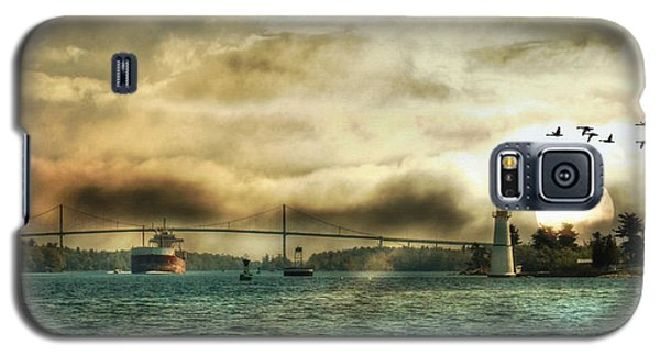 St. Lawrence Seaway Galaxy S5 Case