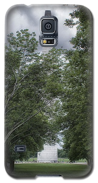 St Louis Arch Galaxy S5 Case by Lynn Geoffroy