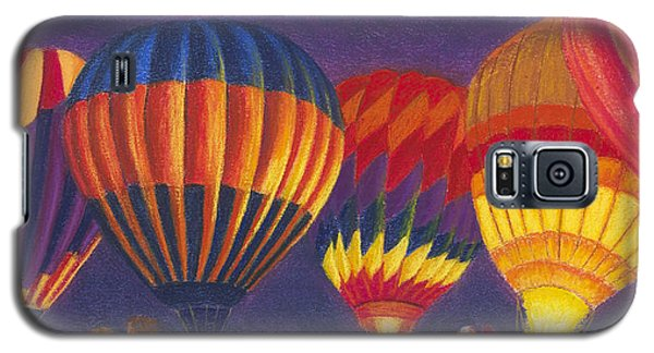 St Louis Balloon Glow Galaxy S5 Case