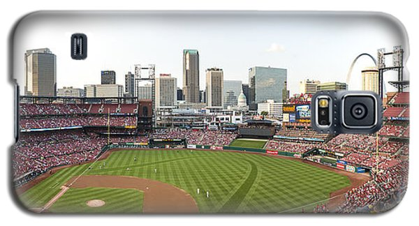 St. Louis Cardinals Pano 1 Galaxy S5 Case