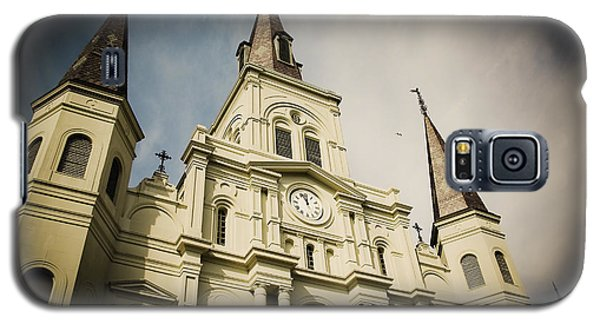 St Louis' Cathedral In New Orleans Galaxy S5 Case
