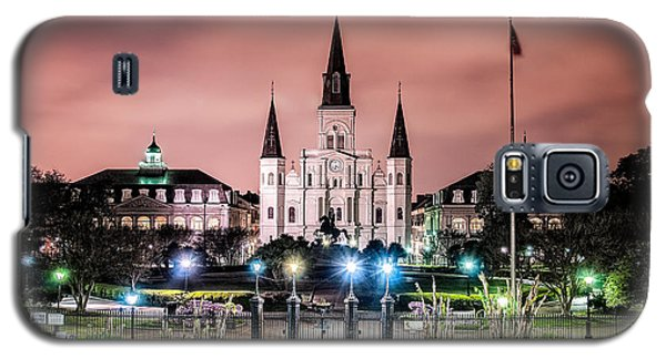 St. Louis Cathedral In The Morning Galaxy S5 Case
