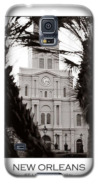 St. Louis Cathedral Galaxy S5 Case