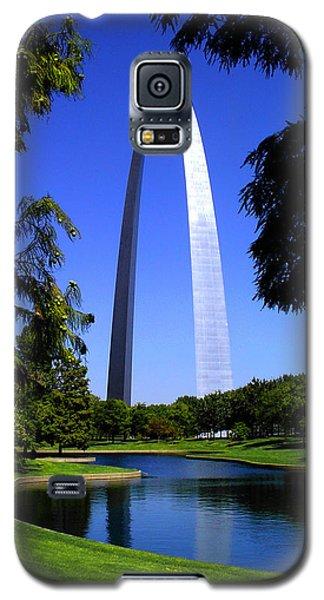 St Louis Gateway Arch Galaxy S5 Case