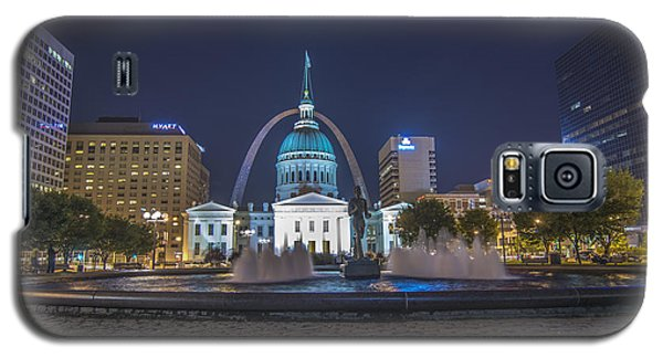 St. Louis Missouri Gateway Arch  Galaxy S5 Case