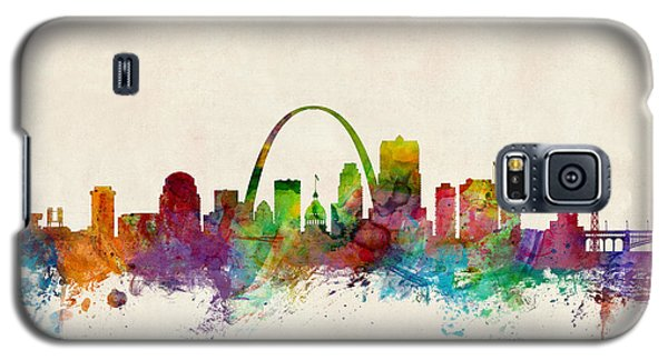 St Louis Missouri Skyline Galaxy S5 Case