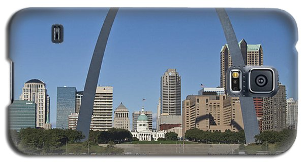 St Louis Skyline Galaxy S5 Case