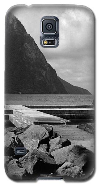 St Lucia Petite Piton 5 Galaxy S5 Case