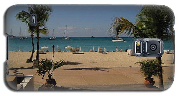 St Maarten IIi Galaxy S5 Case