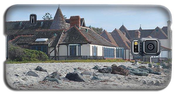 St. Malo Beach View Galaxy S5 Case