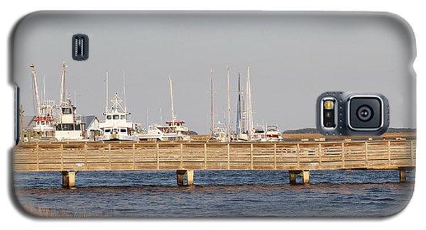 St. Mary's Harbor Galaxy S5 Case