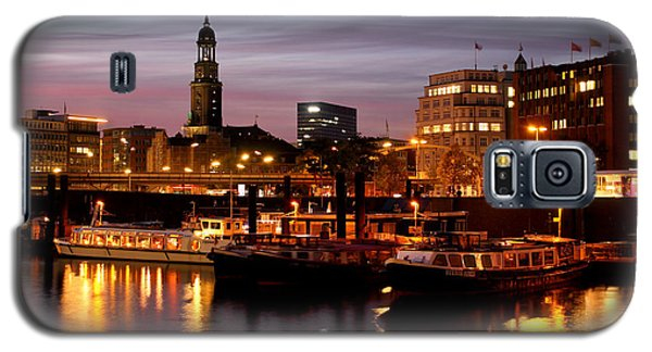 St. Michaelis Church Hamburg Galaxy S5 Case