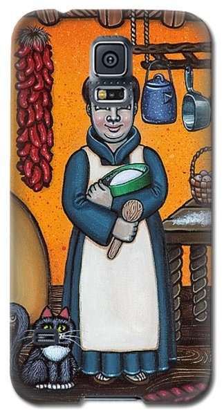 St. Pascual Making Bread Galaxy S5 Case
