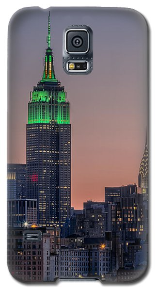 St Patrick's Day Postcard Galaxy S5 Case by Eduard Moldoveanu