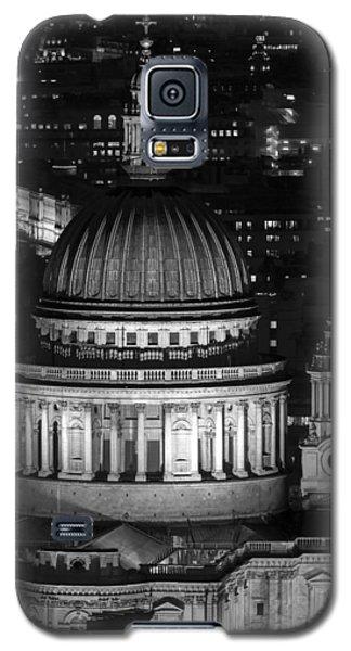 London St Pauls At Night Galaxy S5 Case