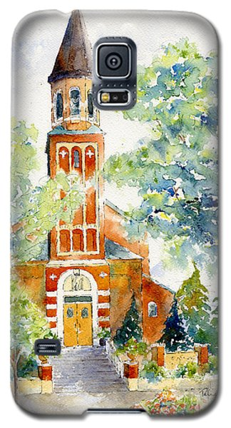 St Paul's Cathedral Galaxy S5 Case by Pat Katz