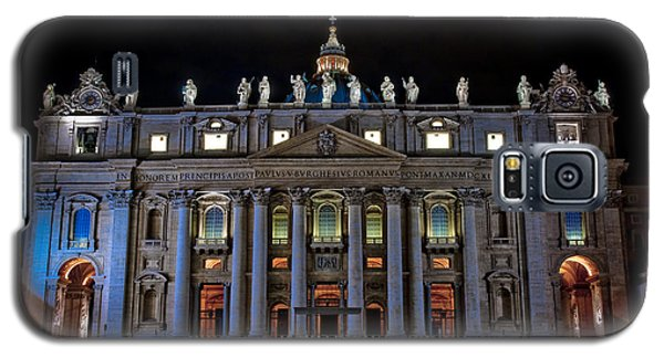 St Peter's At Night Galaxy S5 Case