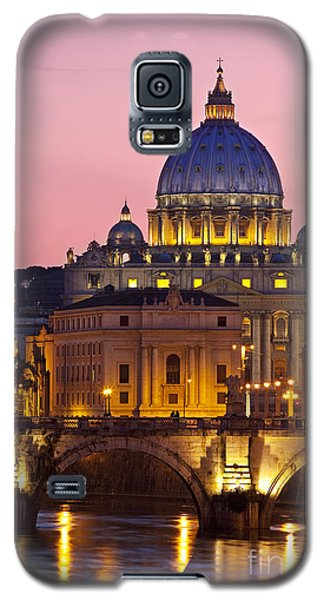 St Peters Basilica Galaxy S5 Case