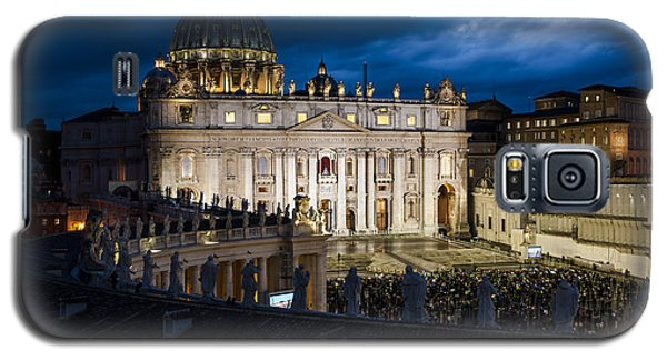 St Peters Basilica Rome Galaxy S5 Case