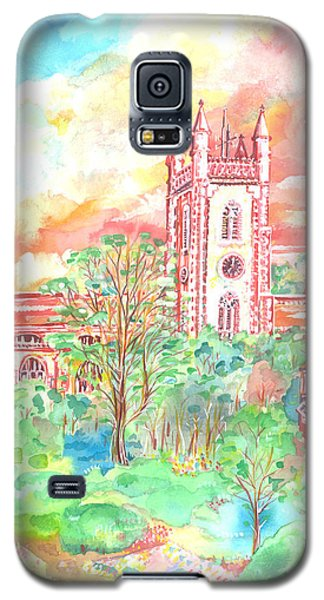 St Peter's Church - St Albans Galaxy S5 Case by Giovanni Caputo