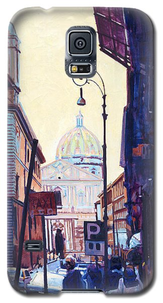 St. Peters Galaxy S5 Case by David Randall