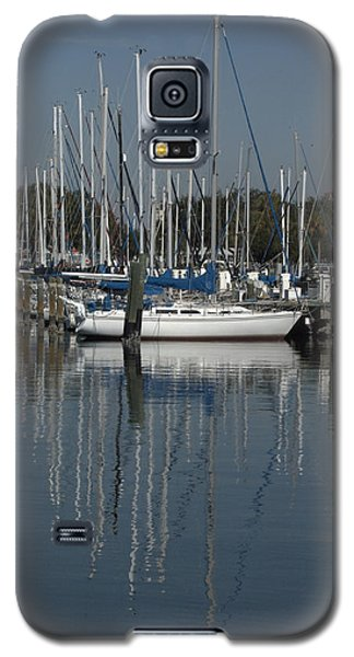 St. Petersburg Boats 1 Galaxy S5 Case