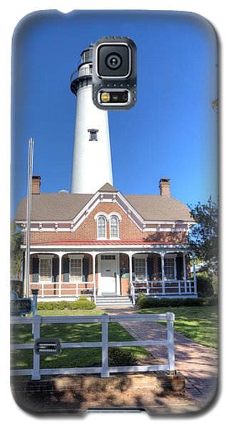 St. Simons Island Light Station Galaxy S5 Case