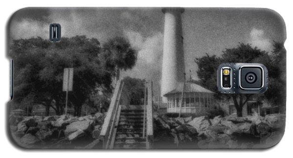 St. Simon's Lighthouse 3 Galaxy S5 Case
