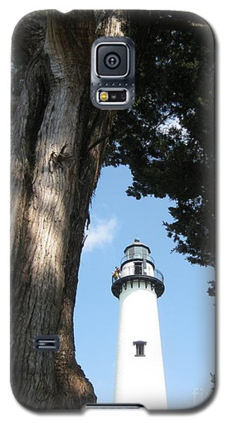 St. Simon's Lighthouse Galaxy S5 Case