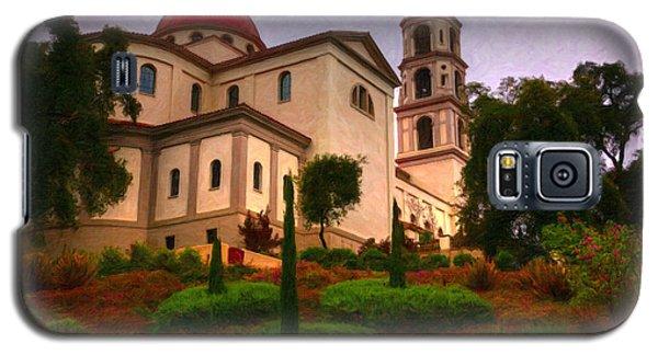St. Thomas Aquinas Church Large Canvas Art, Canvas Print, Large Art, Large Wall Decor, Home Decor Galaxy S5 Case