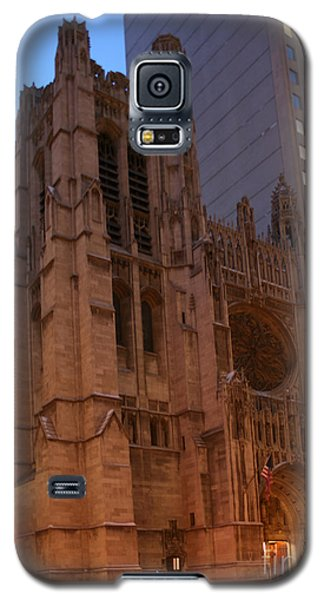St Thomas Episcople Church Galaxy S5 Case