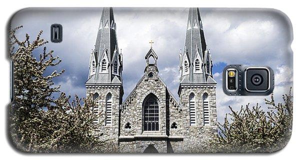 St. Thomas Of Villanova 2 Galaxy S5 Case by Judy Wolinsky