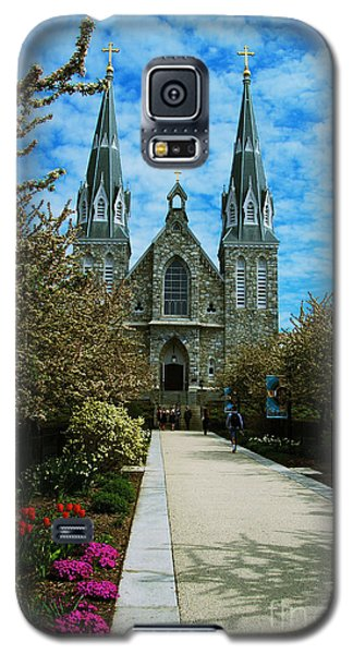 St Thomas Of Villanova Galaxy S5 Case