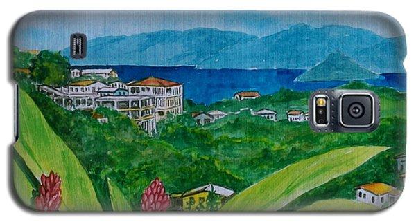 St. Thomas Virgin Islands Galaxy S5 Case