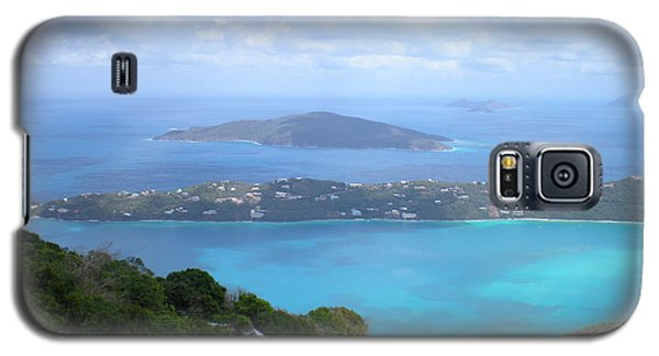 St-thomas Virgin Islands Usa Galaxy S5 Case