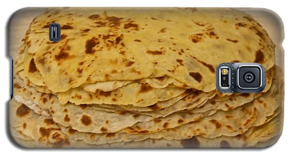 Stack Of Lefse Rounds Galaxy S5 Case