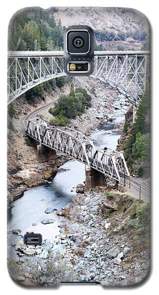 Stacked Bridges Galaxy S5 Case