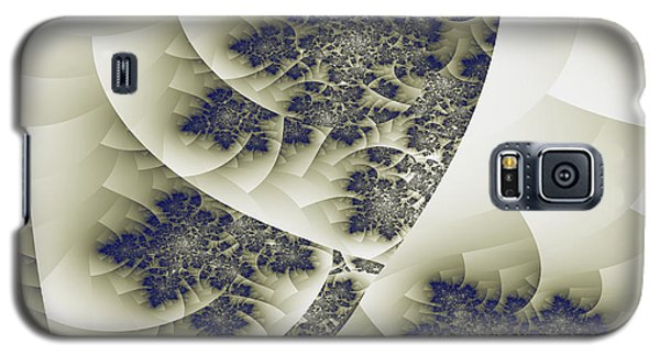 Galaxy S5 Case featuring the digital art Stactal The Fractal by Arlene Sundby