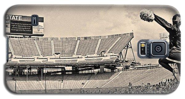 Stadium Cheer Black And White Galaxy S5 Case