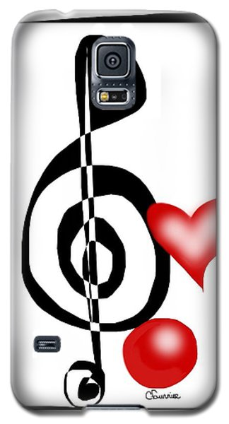 Staff Galaxy S5 Case by Christine Fournier