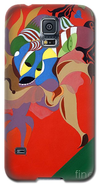 Stage Dancer Galaxy S5 Case