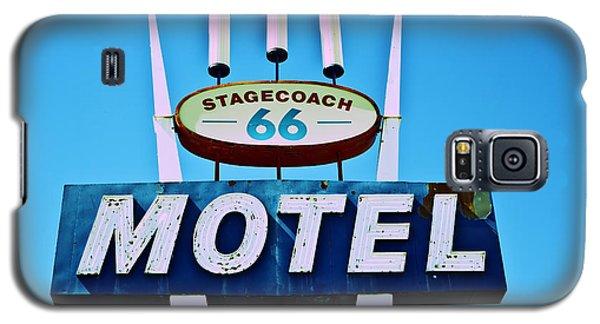 Stagecoach 66 Motel Galaxy S5 Case