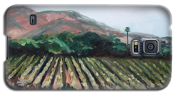 Stag's Leap Vineyard Galaxy S5 Case