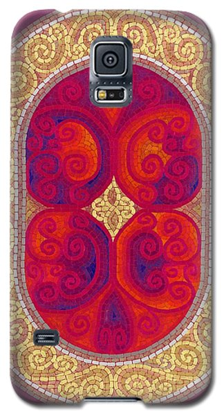 Stainglass Galaxy S5 Case