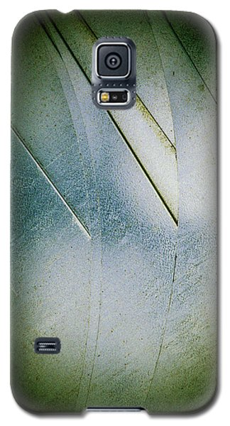 Stainless Steel Four Galaxy S5 Case