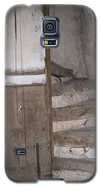 Galaxy S5 Case featuring the photograph Staircase by HEVi FineArt
