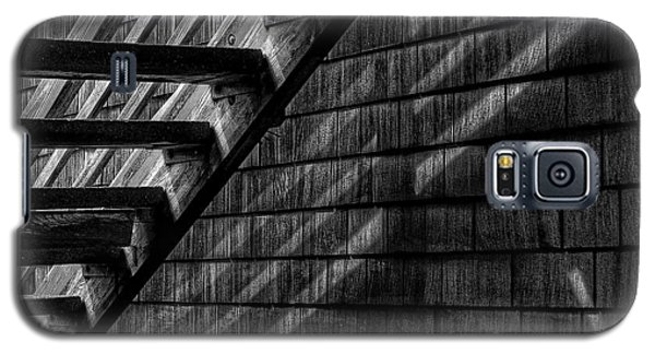 Galaxy S5 Case featuring the photograph Stairs by David Patterson