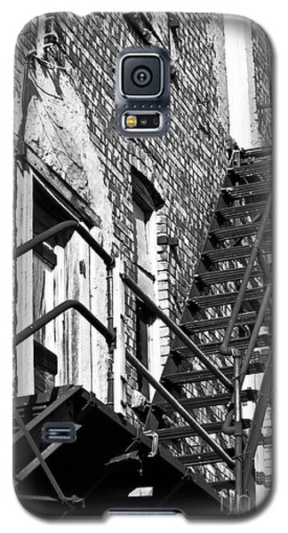 Galaxy S5 Case featuring the photograph Stairs by Lawrence Burry